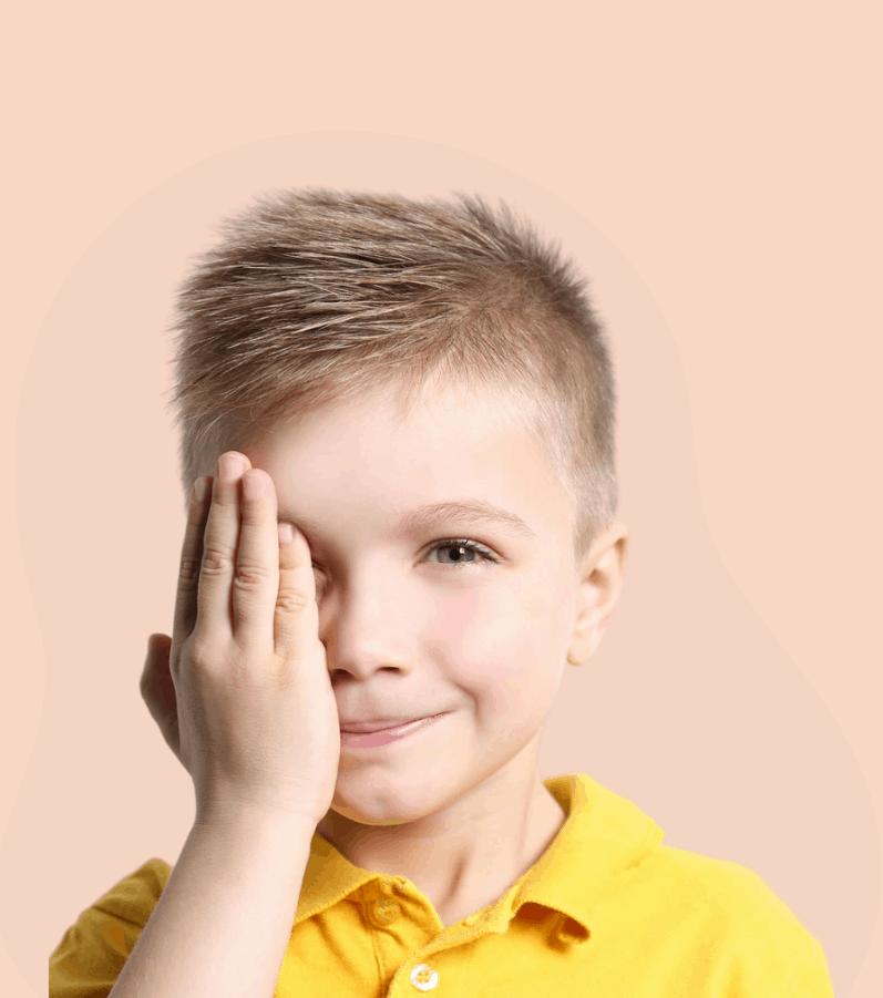 children's contact lenses Heckmondwike